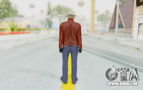 Jay Garrick (Hunter Zoolomon) für GTA San Andreas dritten Screenshot
