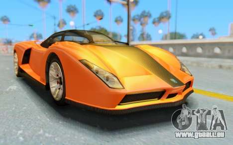 GTA 5 Grotti Cheetah IVF pour GTA San Andreas