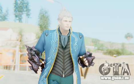 Devil May Cry 4 - Vergil Special Edition Beowulf pour GTA San Andreas