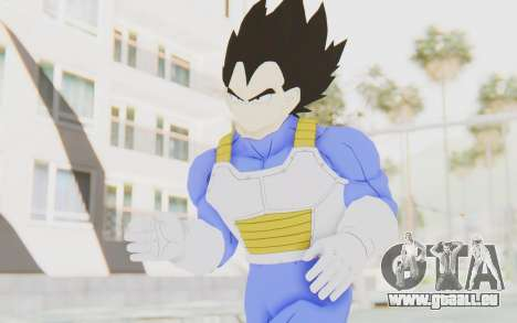 Dragon Ball Xenoverse Vegeta Android Saga pour GTA San Andreas