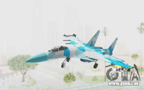SU-37 American Ornament für GTA San Andreas