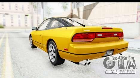 Nissan 240SX 1994 v1 pour GTA San Andreas laissé vue