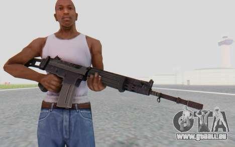 FN-FNC pour GTA San Andreas