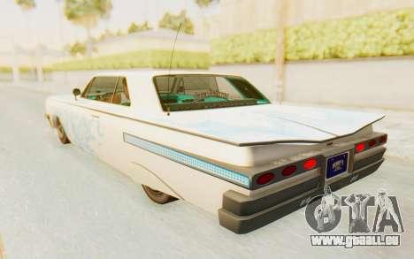 GTA 5 Declasse Voodoo Alternative v2 pour GTA San Andreas