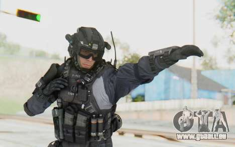 Federation Elite Assault Original für GTA San Andreas