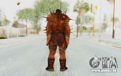 Hades v2 pour GTA San Andreas troisième écran
