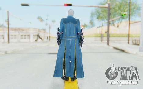 Devil May Cry 4 - Vergil Special Edition Beowulf für GTA San Andreas dritten Screenshot