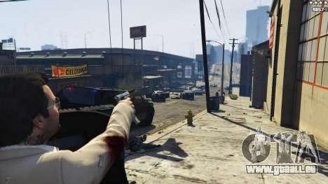 GTA 5 Shield Mod 0.2 zweite Screenshot