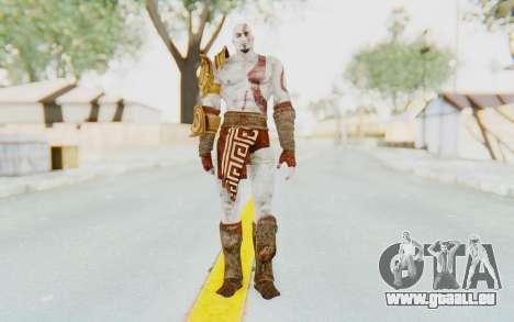 Kratos v1 für GTA San Andreas zweiten Screenshot