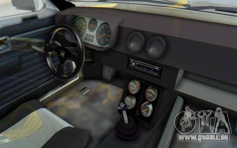 Opel Kadett C Coupe für GTA San Andreas Rückansicht