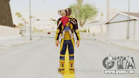 Dead Rising 2 Off The Record Psycho Chuck für GTA San Andreas dritten Screenshot