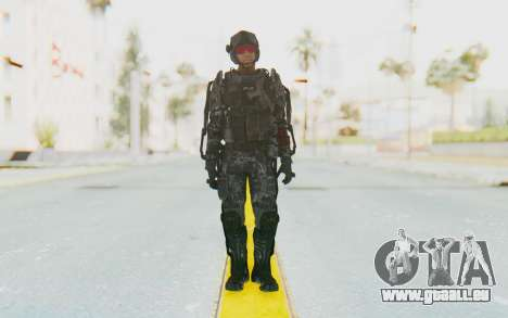 CoD Advanced Warfare ATLAS Soldier 2 pour GTA San Andreas deuxième écran