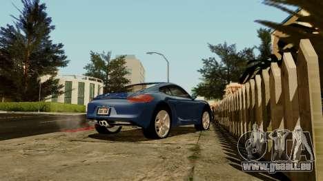 GeForce ENB pour la faiblesse du PC pour GTA San Andreas