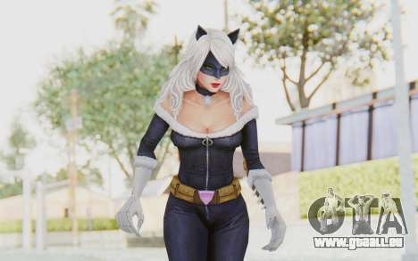 Marvel Future Fight - Black Cat (Claws) für GTA San Andreas