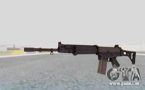 FN-FNC pour GTA San Andreas deuxième écran