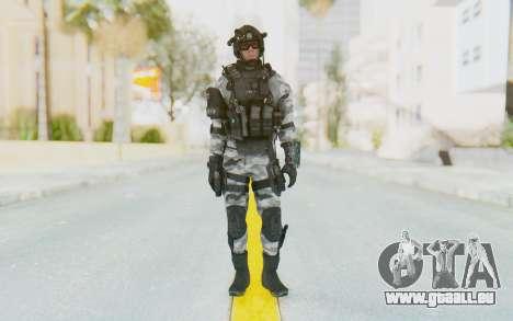 Federation Elite Assault Arctic für GTA San Andreas zweiten Screenshot