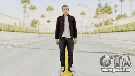 Steve Rogers & Barry Allen Flashpoint Paradox pour GTA San Andreas deuxième écran