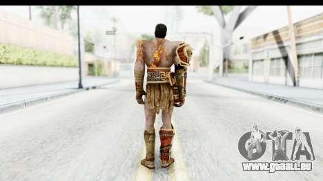God of War 3 - Deimos für GTA San Andreas dritten Screenshot