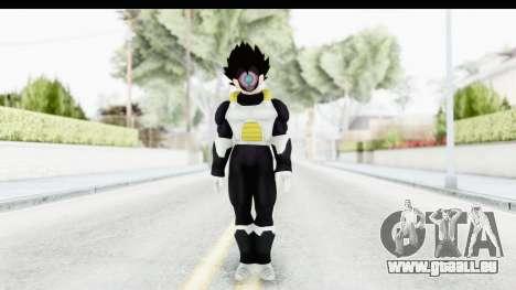 Dragon Ball Xenoverse Vegeta Timebreaker Fix pour GTA San Andreas deuxième écran