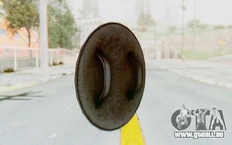 Deadpool Shield v2 für GTA San Andreas zweiten Screenshot