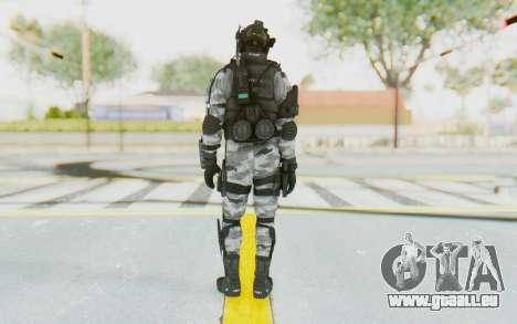 Federation Elite Assault Arctic für GTA San Andreas dritten Screenshot