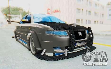 Ikco Soren Full Sport pour GTA San Andreas vue de droite