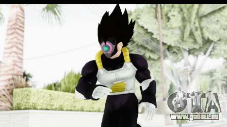 Dragon Ball Xenoverse Vegeta Timebreaker Fix pour GTA San Andreas