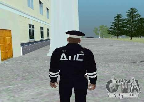 Les principaux DPS pour GTA San Andreas deuxième écran