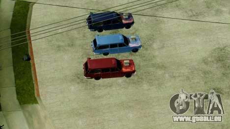 IKCO Paykan StiTion Sport pour GTA San Andreas vue de droite