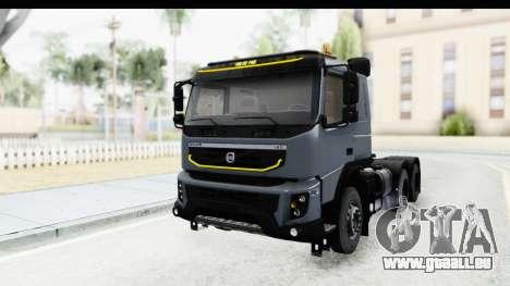 Volvo FMX Euro 5 v2.0.1 für GTA San Andreas