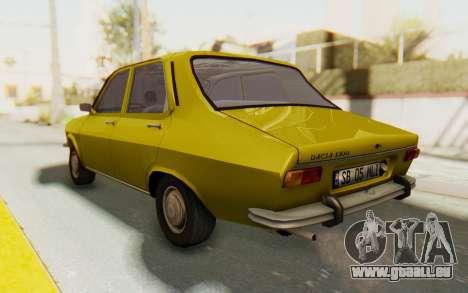 Dacia 1300 Stock für GTA San Andreas linke Ansicht