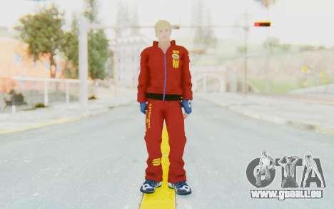 Slim Bob Skin pour GTA San Andreas deuxième écran