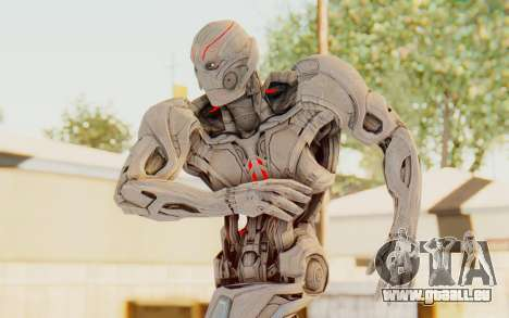 Marvel Heroes - Ultron Prime (AOU) pour GTA San Andreas