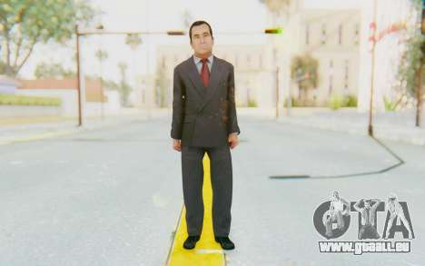 Mafia 2 - Gravina Boss Black für GTA San Andreas zweiten Screenshot