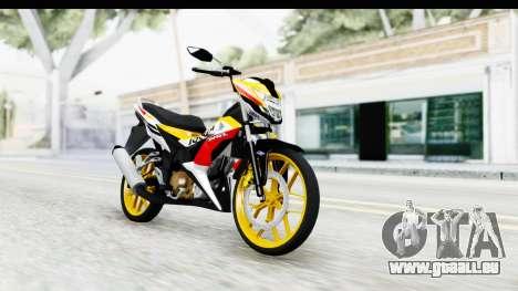 Honda 150R Sonic X IDFR für GTA San Andreas