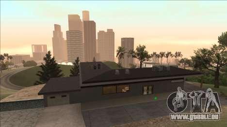 Beta Mulholland Safehouse für GTA San Andreas zweiten Screenshot
