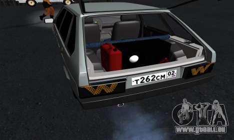 2109 pour GTA San Andreas salon