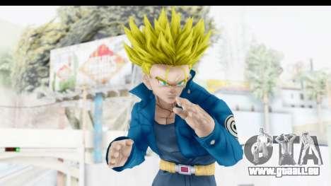 Dragon Ball Xenoverse Future Trunks SSJ1 pour GTA San Andreas