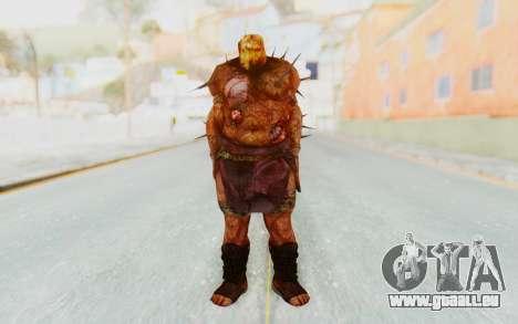 Hades v2 pour GTA San Andreas deuxième écran