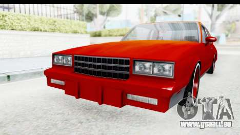 Chevrolet Monte Carlo Breaking Bad für GTA San Andreas