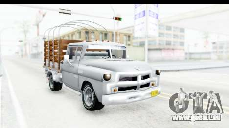 Chevrolet 3100 Diesel v1 pour GTA San Andreas
