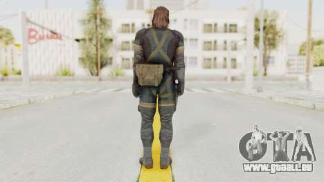 MGSV Phantom Pain Big Boss SV Sneaking Suit v2 für GTA San Andreas dritten Screenshot