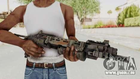 Black Ops 3 - KRM-262 für GTA San Andreas dritten Screenshot