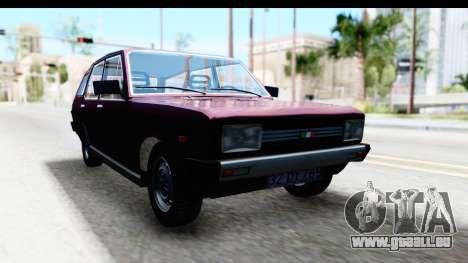 Murat 131 Kartal pour GTA San Andreas