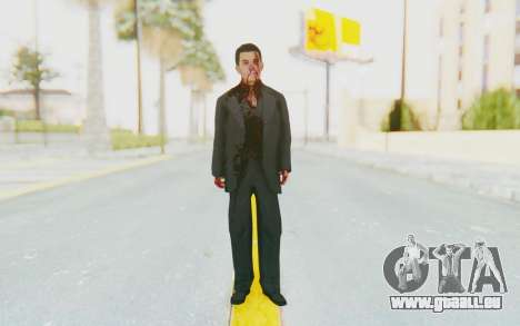 Mafia 2 - Henry Tomasino Dead pour GTA San Andreas deuxième écran