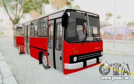 Ikarus 260 Istanbul pour GTA San Andreas vue de droite