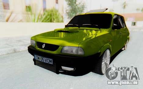 Dacia 1300 4x4 pour GTA San Andreas sur la vue arrière gauche