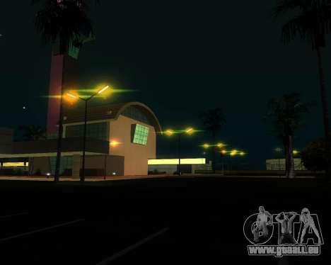 Réaliste ENB pour les moyennes PC V. 1 pour GTA San Andreas septième écran