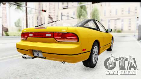 Nissan 240SX 1994 v1 für GTA San Andreas zurück linke Ansicht