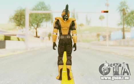 Cyber Flare MKP für GTA San Andreas dritten Screenshot
